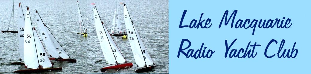 Lake Macquarie Radio Yacht Club Inc
